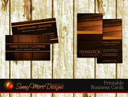 Wood Texture Business Card Baltic Pine Wood Faux Wooden Hardwood Building And Contruction
