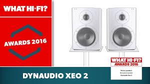 best home theater speaker package best active speaker 2016 dynaudio xeo 2 youtube