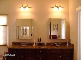 Oak Bathroom Mirrors - vanities stained oak bath vanity cabinets with distressed