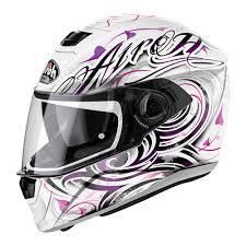 purple motocross helmet airoh helmets integral road london store airoh helmets integral