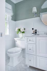 green and white bathroom ideas handsome sea foam green grasscloth restoration hardware mirror