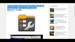 file manager pro apk x plore file manager pro v3 87 16 apk mod 100 no