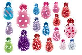 qualatex balloons 18 balloon assorted prints keepsake stuffer a way