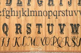 Bamboo Area Rugs Mats Decor Steals Typography Bamboo Floor Mat Knock Knick Of Time