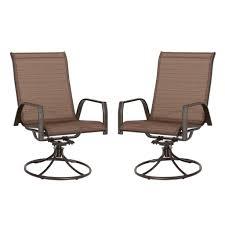 Patio Furniture Swivel Chairs Sonoma Goods For Life Coronado Swivel Sling Patio Chair 2 Piece