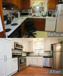 raised ranch kitchen ideas kitchen remodel before and after and after hilltop remodel