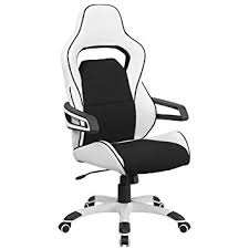 Vinyl Fabric For Kitchen Chairs by Amazon Com Flash Furniture High Back White Vinyl Executive Swivel
