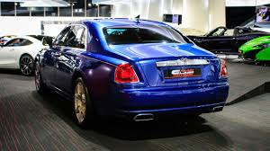 roll royce dubai used rolls royce ghost 2011 used cars in dubai
