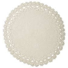 Round Natural Rug by Round Crochet Rug The Land Of Nod