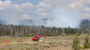 Fires Near Denver Map by Extreme Behavior U0027 Reported At Big Red Fire Burn Area Cbs Denver