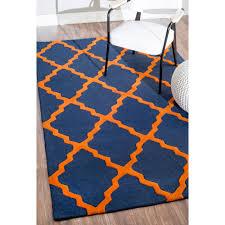 blue and orange rug cievi u2013 home