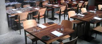 Old Wooden Table And Chairs Wood Tops For Restaurants And Bars Elmwood Reclaimed Timber