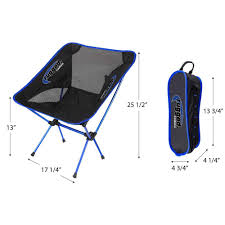 Ultra Light Folding Chair Ultralight Portable Folding Chair With Carry Bag Pit Chair