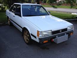 lifted subaru loyale 1986 subaru leone sti turbo japanese nostalgic car