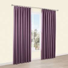 how to hang pencil pleat curtains with hooks shelley blueberry semi plain ribbed pencil pleat lined curtains w
