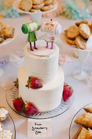 bakes of yore our wedding katamari damacy cake dessert bar