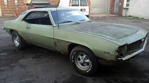 1969 camaro for sale by owner one owner barn find 1969 camaro