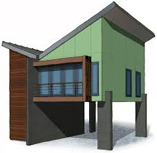 Long Narrow House Plans Long Narrow Contemporary House Plans