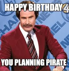 Pirate Meme Generator - meme creator happy birthday you planning pirate meme generator