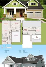 bungalo house plans bungalow house plans plan lone rock 41 020 front bedroom inenya