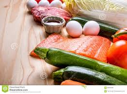 fish meat and produce stock photo image 66009000