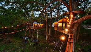 Treetop Canopy Tours by Cypress Valley Canopy Tours Glamping Com