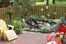 Small Backyard Water Feature Ideas Photo Of Small Patio Water Feature Ideas How To Designing Pondless