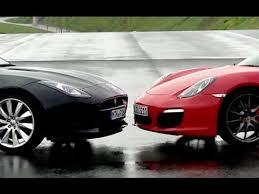 porsche boxster comparison jaguar f type v porsche boxster s comparison convertible drive