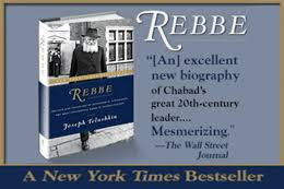 the rebbe book free book excerpt from the rebbe the week