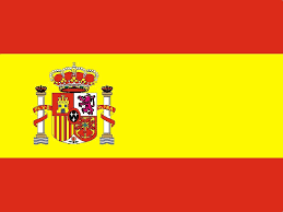 flag of spain usa map guide 2016