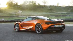 orange mclaren wallpaper 2018 mclaren 720s color azores orange rear three quarter hd
