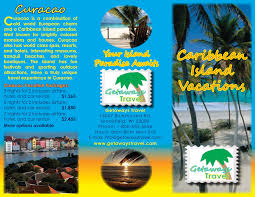 island brochure template travel brochure lessons tes teach