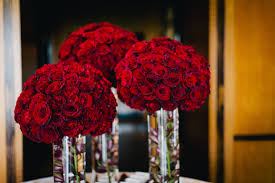Vases For Flowers Wedding Centerpieces Centerpieces 15 Romantic Red Wedding Centerpieces Ideas 2 Of 15