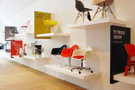 Vitrahaus Interior Design Or How To Make The Best Of A Showroom - Furniture showroom interior design ideas
