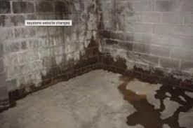 keystone basement systems basement waterproofing from keystone waterproofing u0026 restoration