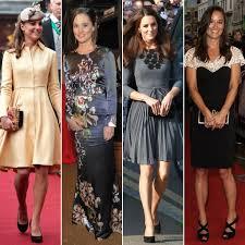 kate and pippa middleton u0027s favourite fashion designers popsugar