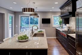 Pics Of Kitchens by How Much Does A Kitchen Remodel Cost In 2017 Kitchen Remodel