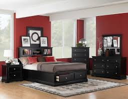 Decorating Bedroom With Black Furniture Black Bedroom Ideas All Color Washbasin Decor Home