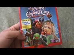 the muppet carol unboxing