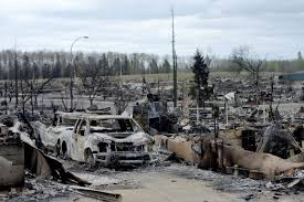 Wildfire Documentary by Canada Wildfire Leaves Trail Of Destruction Al Jazeera