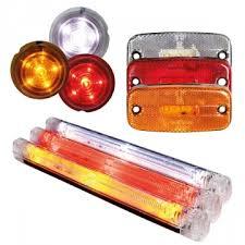 led side marker lights for trucks truck led lights and spot lights marker lights beacons light bars