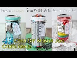 43 diy jars crafts ideas
