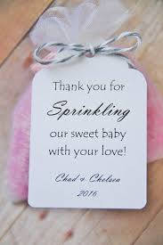 shower thank you gifts baby sprinkle gift tags by kendollmade baby shower thank you