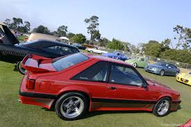 saleen mustang price guide auction results and sales data for 1989 saleen mustang ssc