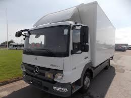kw box truck mercedes benz atego 2 4 zyl bm 970 2 4 6 816 om 904 closed box