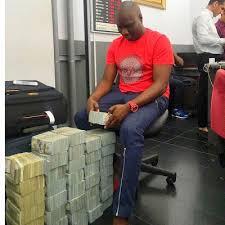 bureau de change nigeria lagos big boy owner of mompha bureau de change ismaila flaunts
