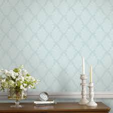 B Q Bedroom Wallpaper Fresco Duck Egg Elinor Wallpaper Fresco Wallpaper And Living Rooms