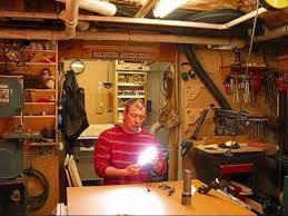 bayco led portable work light bayco rechargeable led wand task light youtube
