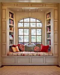 Bedrooms And More by 36 Fabulous Home Libraries Showcasing Window Seats Window