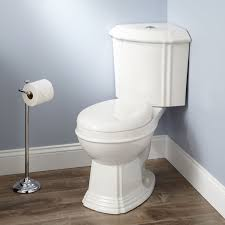 Toilets For Small Bathrooms Regent Dual Flush Corner Toilet With Seat Bathroom